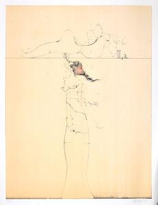 Paul Wunderlich, 'Untitled', 1970