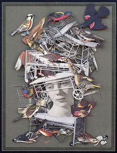 Hope Kroll, 'Portrait of Kay II', 2018