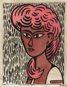 Christopher Davison, 'Woman I', 2017