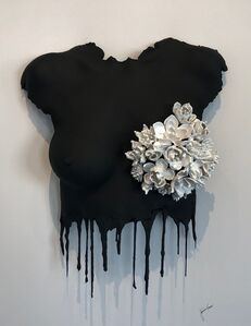 Jennie Vinter, 'Mother Nature - Black + White', 2019