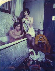Carmen de Vos, 'Neptunus - Unique piece - Original Polaroid, Women, Contemporary, Figurative', 2012