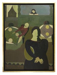 Emilia Gutiérrez, 'Trilogía', 1969