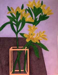 Angela A'Court, 'Edwin's Flowers', 2020