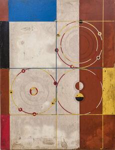 """Kris Cox, 'Modernist Schemata """"W""""', 2014"""