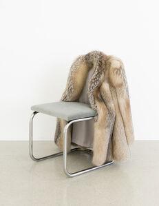 Nicole Wermers, 'Untitled Chair - AFX -0', 2016