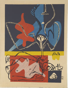 Le Corbusier, 'Poème de l'Angle Droit – The Poem of the Right Angle', 1955