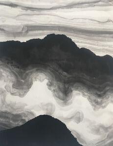 Zhang Zhaohui, 'Cloudy Fall 秋云', 2014