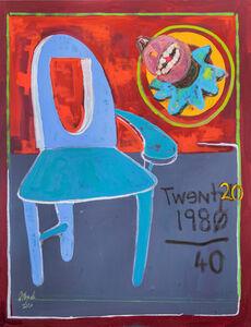 Gresham Tapiwa Nyaude, 'The Merits of a Chair Part 2', 2020
