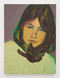 Claire Tabouret, 'Emily & the Kitten', 2020
