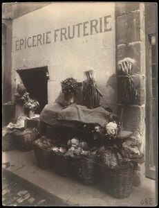 Eugène Atget, '15, rue Maître-Albert', 1912