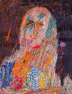 Alice Kettle, 'Lady with a Bowl', 2020
