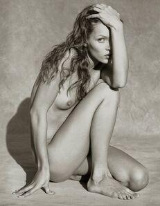 Albert Watson, 'Kate Moss Frontal Nude III', 1993