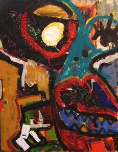 Parmis Sayous, 'The revolutionary ', 2010