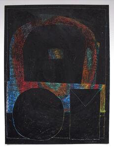 Hernan Paganini, 'Opuestos por el vértice', 2009