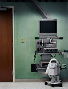 Corinne May Botz, 'Operating Room 2 from Beside Manner', 2015