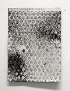 Christian Frosch, 'aquarell AQ EBS (SIA) #3', 2014