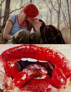Bonnie Lautenberg, '2004, Eternal Sunshine of the Spotless Mind - Marilyn Minter, Scrumptious ', 2018