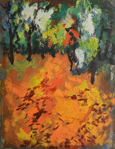 Aron Froimovich Bukh, 'Forest', 1997