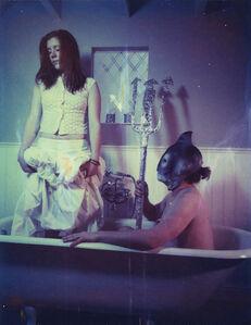 Carmen de Vos, 'Neptunus - Unique piece in Resin - Original Polaroid, Women, Contemporary', 2012
