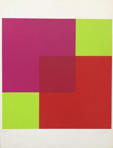 Richard Paul Lohse, 'Untitled', 1979