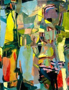 Galen Cheney, 'Rainbow Room', 2020
