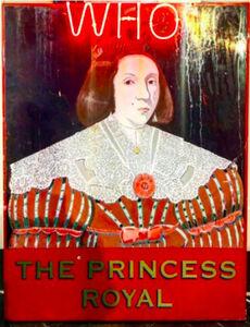 Half a Roast Chicken, 'The Princess Royal', 2017