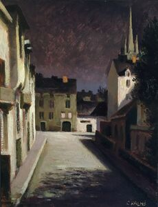 Marc Chalmé, 'The Hours III'