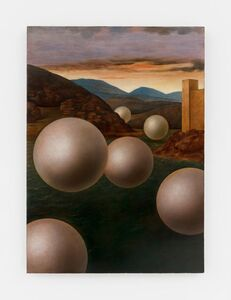 Laurent Grasso, 'Studies into the past'