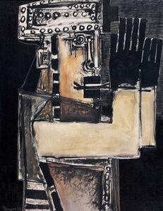 Maryan, 'Rabbin', 1953