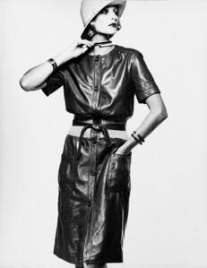 Bob Krueger, 'Moda, Palazzo Pitti', 1974