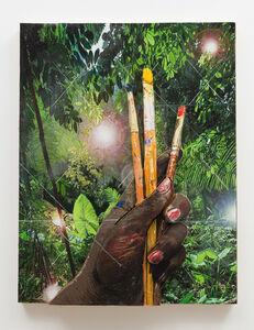 Sarah Cromarty, 'The Painter', 2018