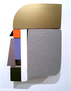Andrew Zimmerman, 'Profile', 2018