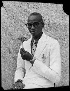 Seydou Keïta, 'Sans titre (MA.KE.109 BOX-NEG.00690)', 1958-1959