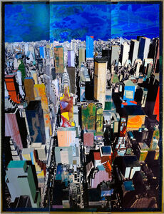 Tony Berlant, 'New York', 1992