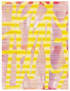 Ruth Freeman, 'DIMJOGLINE', 2017