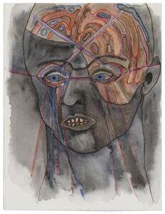 Katy Schimert, 'Brain Exposed II', 2008