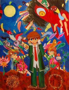 Mahomi Kunikata, 'What I Want to Throw Out', 2007