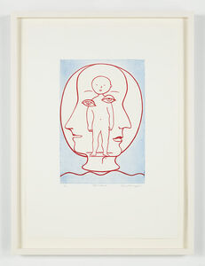 Louise Bourgeois, 'Self Portrait', 1994
