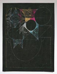 Hernan Paganini, 'Girar en torno a un eje', 2009