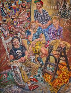 Art Rosenbaum, 'Les Inseparables', 2013