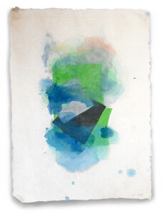 jean feinberg, 'Blur (Abstract painting)', 2013