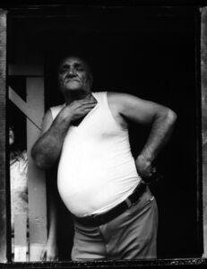 Bill Burke, 'Reverend William Beegle, Bellaire, Ohio', 1979