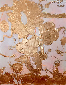 Catherine Howe, 'Opal Painting (Flower Garden #6)', 2018