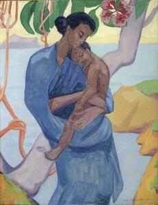 Achsah Barlow Brewster, 'Tamile Mother', 1922