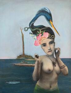 Suzanne Sbarge, 'Heron', 2016