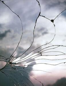 Bing Wright, 'Broken Mirror/Evening Sky (C-22)', 2012
