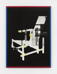Sarah Charlesworth, 'Rietveld Chair', 1981