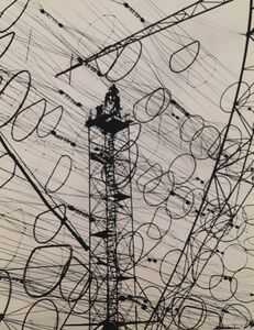 Yakov Ryumkin, 'For Communication with Space', 1960's