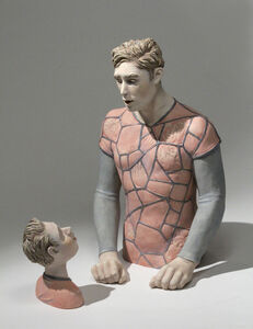 Beverly Mayeri, 'Video Game Man', 2012