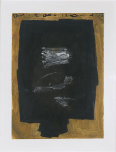 Emerson Woelffer, 'Forio', 1959